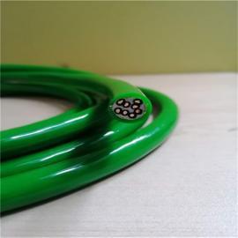 聚氨酯电缆/中度屏蔽拖链电缆