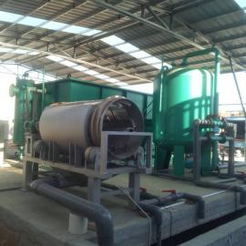 盛科环保塑料造粒清洗污水处理成套设备免费指导安装调试SKZL