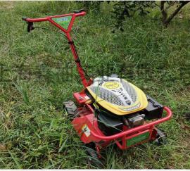 杂草剪草机果园除草机自走割草机碎草机坦克农业开荒推草打草机
