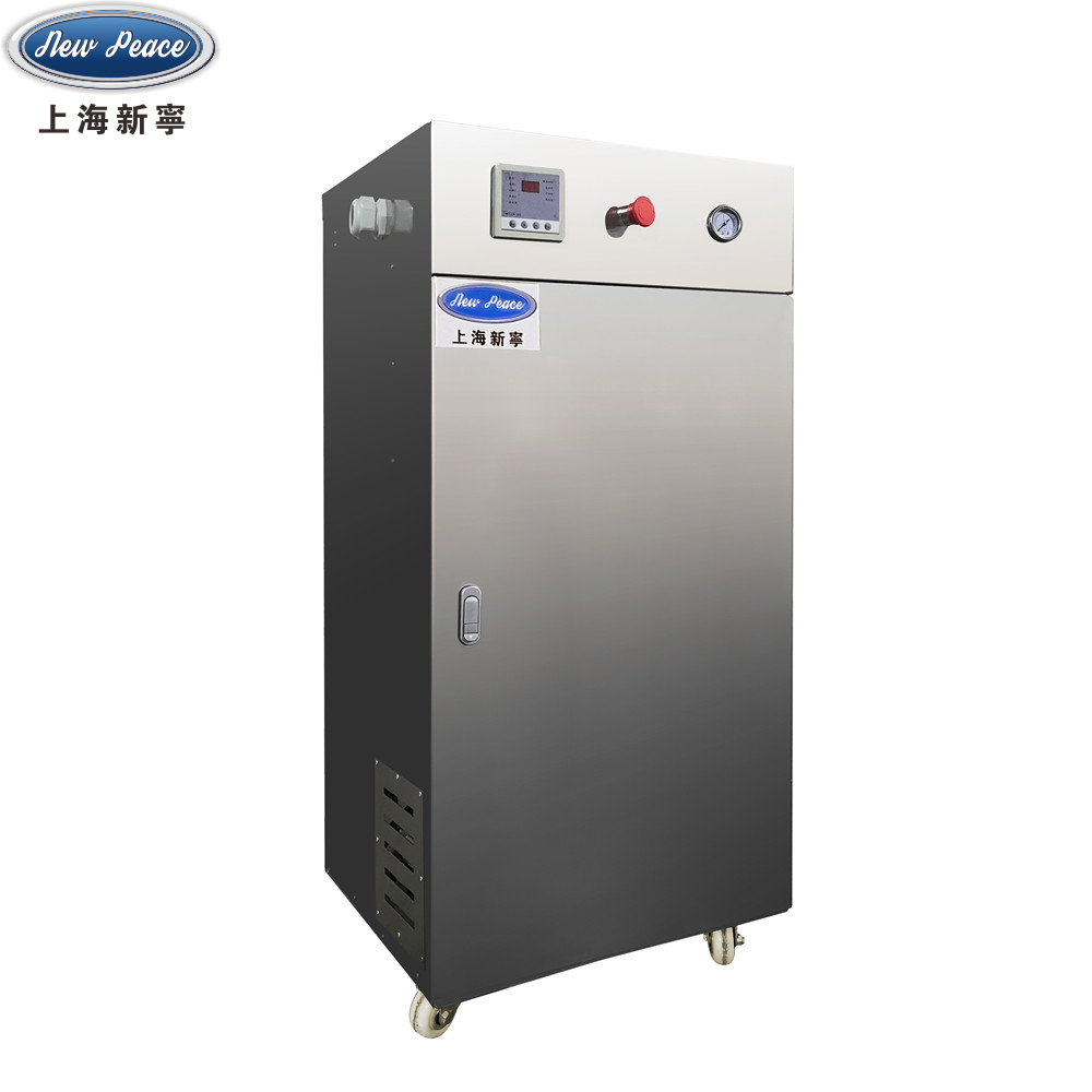 新宁72千瓦蒸汽锅炉电加热煮豆浆蒸馒头电蒸汽锅炉LDR0.1-0.7