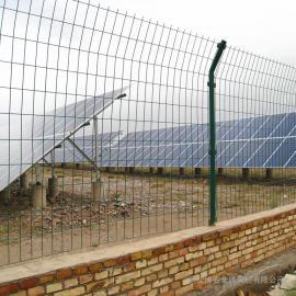 博安 太阳能发电站防护围网厂商定制 电厂隔离网规格