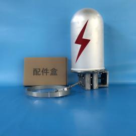 圣峰电力 光缆铝合金接头盒OPGW塔用接线盒 OJTH24