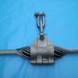 圣峰电力adss预绞丝悬垂金具opgw电力悬垂线夹ACJ