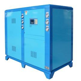 科迪尔 氧化表面处理五金电镀用15HP高温恒温降温冷却风冷箱 15匹工业冷水机