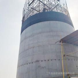 烟囱移模 05g212混凝土烟囱图集 金盛建设