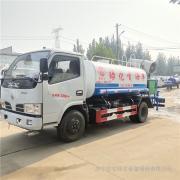 祥农国六5吨洒水车东风福瑞卡洒水车