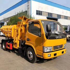 程力威5方淤泥运输自卸车CLW5070ZZZ5