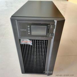 山特UPS电源销售 C6KS/6KVA/5.4KW配置供电30分钟