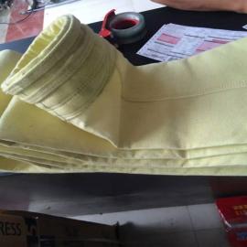 首阳 高炉煤气除尘器干法脱硫更换氟美斯耐高温300度除尘布袋质保两年 160*6000