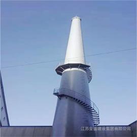 钢筋混凝土烟囱滑模 水泥烟囱 05g212