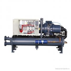 杰西科 塑胶电镀厂五金电子厂生产用10匹涡旋风冷箱式工业冷水机 LI-10A