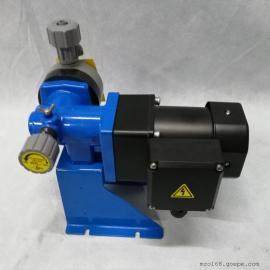 Nikkiso �量泵BX50 耐酸�A水�理定量泵 �C械隔膜加��量泵 BX50-PCF-H120
