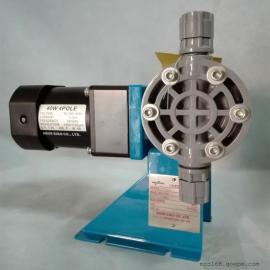 Nikkiso �量泵BX30 耐酸�A水�理定量泵 �C械隔膜加��量泵 BX30-PCF-H120