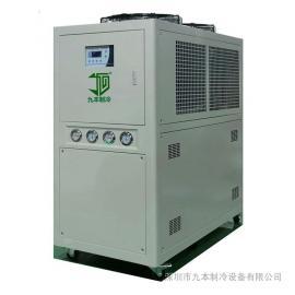 蓝宝石长晶炉恒温冷却制冷机组,降温循环水冷系统装置设备JBA-84LC九本牌