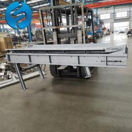 WLS-320兰江皮带式栅渣输送机选型