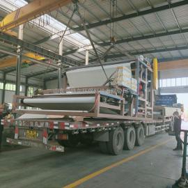 贝特尔现货洗沙场污泥脱水机 带式压滤机设备 运行平稳RBYL