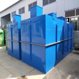 鸿阳环保工业地埋式一体化污水处理设备--可定制设备wsz-2