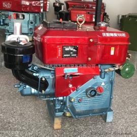 常柴 柴油�C10匹�R力 R190