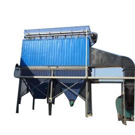 软木产业粉碎机粉尘布袋除尘器出口粉尘浓度范围型号齐全首阳