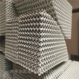 精馏塔陶瓷规整填料波纹填料100/150/250/350/450/500/700
