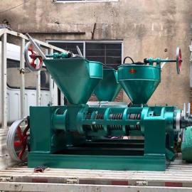 聚财多功能智能榨油机设备厂 新式油菜籽压油机销售130