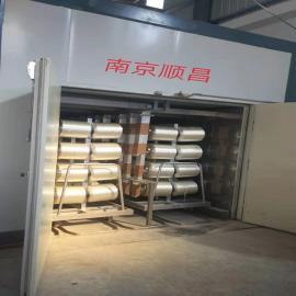 顺昌 新鲜辣椒日产量5T大型烘干设备-热泵烘房 SCHF