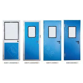 易纯净化净化门窗净化设备不锈钢洁净门可定制ycjhjhmc