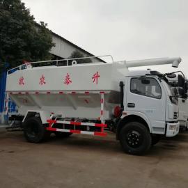 程力威12方散装饲料运输车CLW5120ZSL6