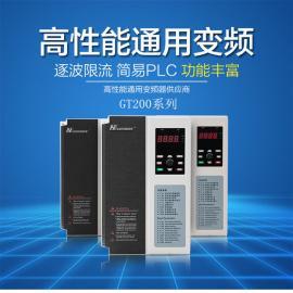 易驱 GT200-4T0110G/4T0150P 变频器参数