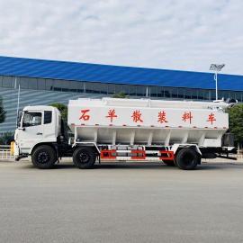 程力威牌大型粉粒饲料运输车购车指导东风