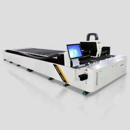 汉马激光6米大型通风管道镀锌板不锈钢光纤切割机激光开料beplay手机官方实惠HM-G