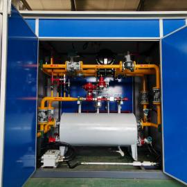 天然气设备 LNG气化撬燃气调压撬调压柜气体调压箱加注站CNG减压撬 客户定做