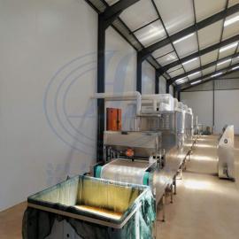 浩铭微波养生杂粮烘烤设备-微波烘培机HMWB-120SD