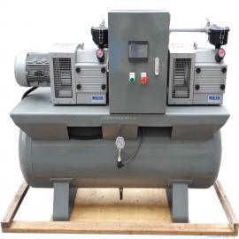 BECKER德国贝克真空泵系统机组 无油旋片真空泵系统 配件 油 保养维修KVT3.80