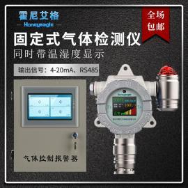 霍尼艾格 工业防爆CT6甲烷检测仪 天然气泄露检测仪 在线式壁挂式 HNAG1000-CH4