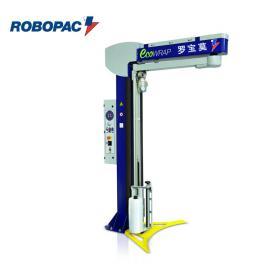 ROBOPAC 半自�有��D臂拉伸包�b�C ECOWRAP