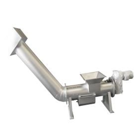 如克LYZ无轴螺旋输送压榨机LYZ219/6