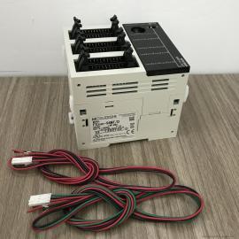 三菱PLC FX3UC-96MT/D日本�M口直流可�程控制器