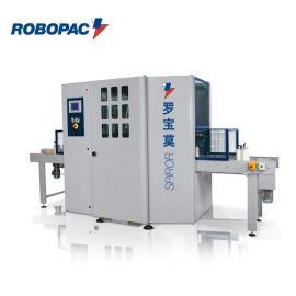ROBOPAC 水平式缠绕机预拉伸 Spiror HP