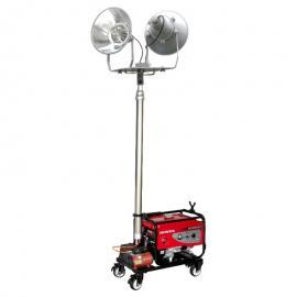 灾民安置照明设备,发电照明一体灯具