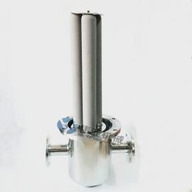 ���ZQ不�P�三芯管道蒸汽�^�V器