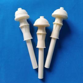 ST ABS长柄排水帽反冲洗滤头滤帽 蘑菇头曝气生物滤池专用 A型、B型
