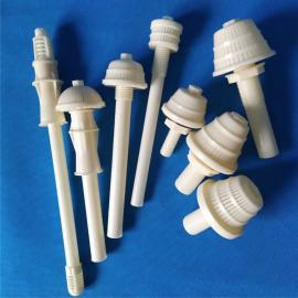 ST 工程塑料ABS排水帽 长短柄水处理滤帽 曝气生物滤池专用长柄滤头 0.5t、1t