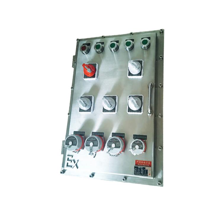 不锈钢WF2防爆检修电源箱 项目工程配套防爆检修箱
