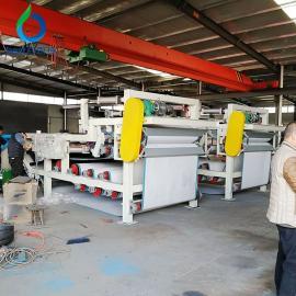百思特化工污泥处理设备 带式污泥处理压滤机15、20、30、40等