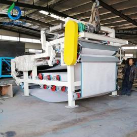 百思特钻井污泥处理设备 化工泥处理设备 带式压滤机 best