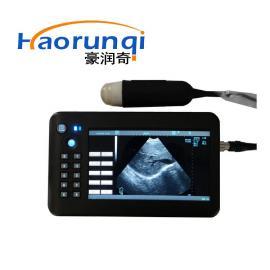 豪润奇 动物B超渠道,手持式母猪测孕仪怀孕天数 hrq-5100av