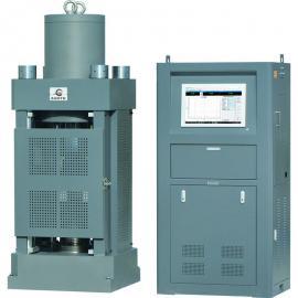 三宇伟业微机电液伺服四立柱压力试验机YAW-3000AM型