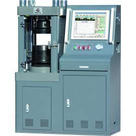 三宇伟业微机电液伺服水泥压力试验机HYE-600F型