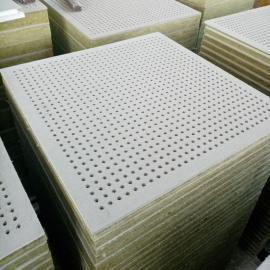 豪瑞硅酸�}板�r棉�秃习� 穿孔吸音板按照平米�算1002.3